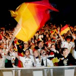 Public Viewing - Deutschland vs. Ghana